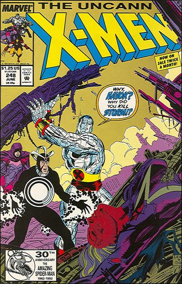 Uncanny X-Men (1981) 248-B by Marvel