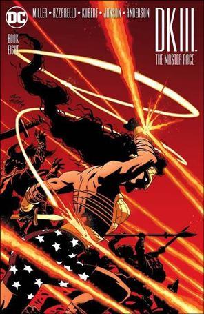 Dark Knight III: The Master Race 8-A