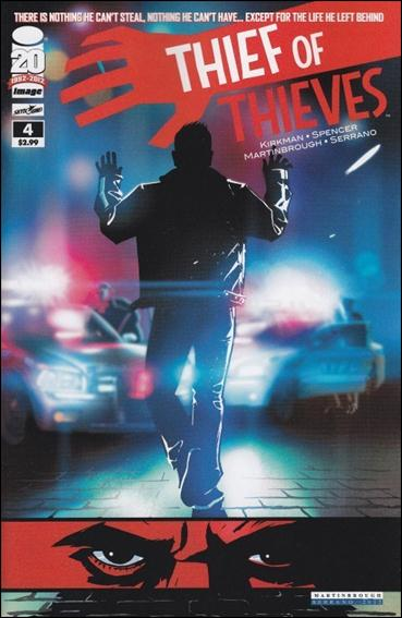 Thief of Thieves 4-A by Skybound Entertainment