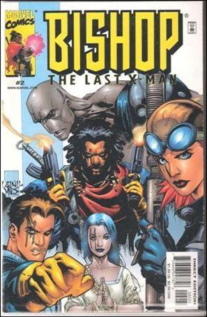 Bishop The Last X-Man 2-B