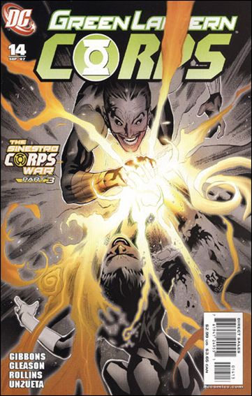 Green Lantern Corps (2006) 14-C by DC