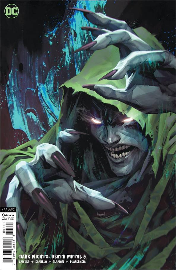 Dark Nights: Death Metal 5-D by DC