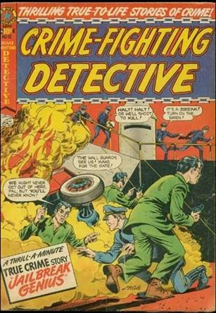 Crime-Fighting Detective 12-A