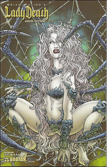 Brian Pulido's Lady Death: Warrior Temptress 1-P by Avatar Press