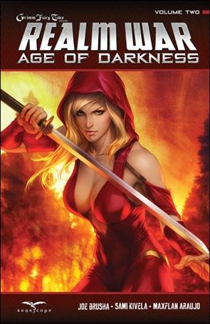 Grimm Fairy Tales Presents Realm War: Age of Darkness 2-A