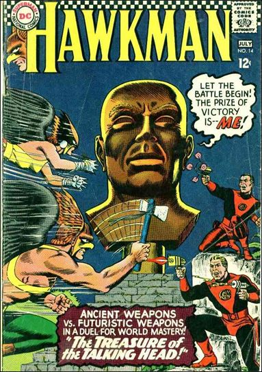 Hawkman (1964) 14-A by DC
