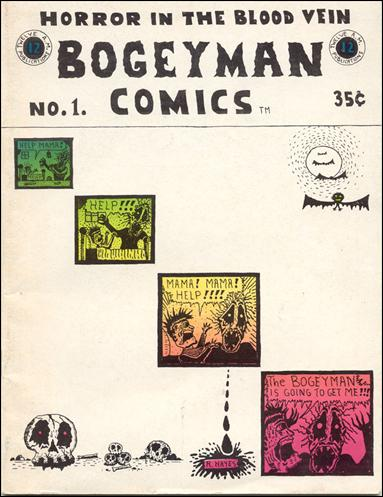 Bogeyman 1-A by San Francisco Comic Book Company