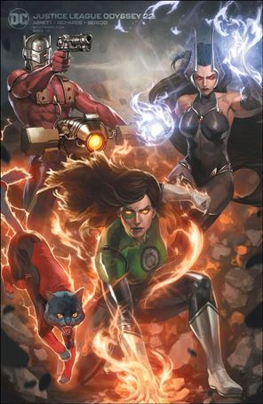 Justice League Odyssey 22-B