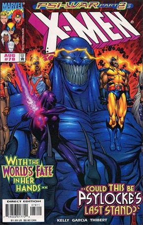 X-Men (1991) 78-A
