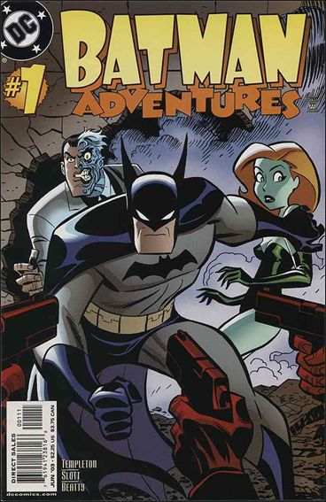 Batman Adventures (2003) 1-A by DC