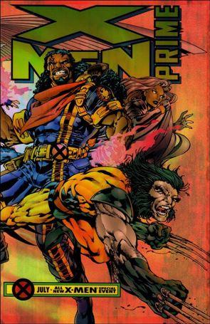 X-Men Prime (1995) 1-A