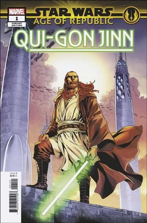Star Wars: Age of Republic - Qui-Gon Jinn 1-B
