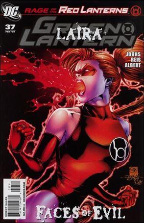 Green Lantern (2005) 37-A
