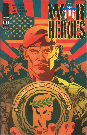 War Heroes (2008) 2-A by Image