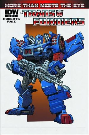 Transformers: More Than Meets the Eye (2012) 22-C