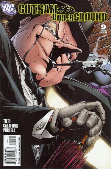 Gotham Underground 9-A by DC
