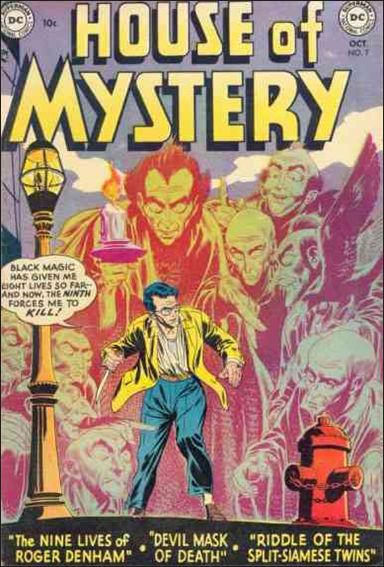 House of Mystery (1951) 7-A by DC