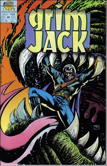 Grimjack 48-A by First