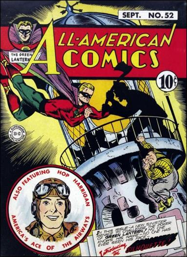 All-American Comics (1939) 52-A by DC