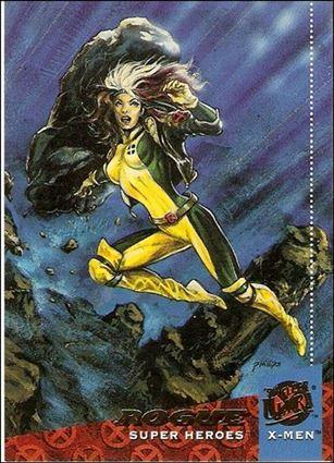 1994 Fleer Ultra X-Men (Base Set) 2-A
