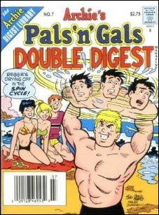 Archie's Pals 'n' Gals Double Digest Magazine 7-A by Archie