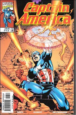 Captain America (1998) 13-A