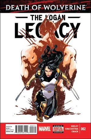 Death of Wolverine: The Logan Legacy 2-A