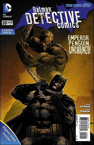 Detective Comics (2011) 20-B by DC