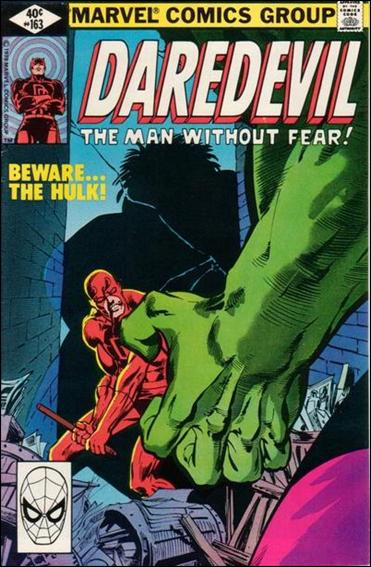 Daredevil (1964) 163-A by Marvel