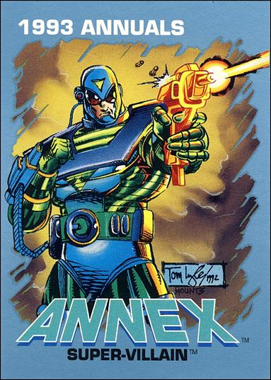 Marvel 1993 Annuals (Base Set) 1-A by Marvel