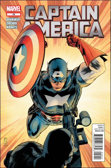 Captain America (2011) 12-A by Marvel