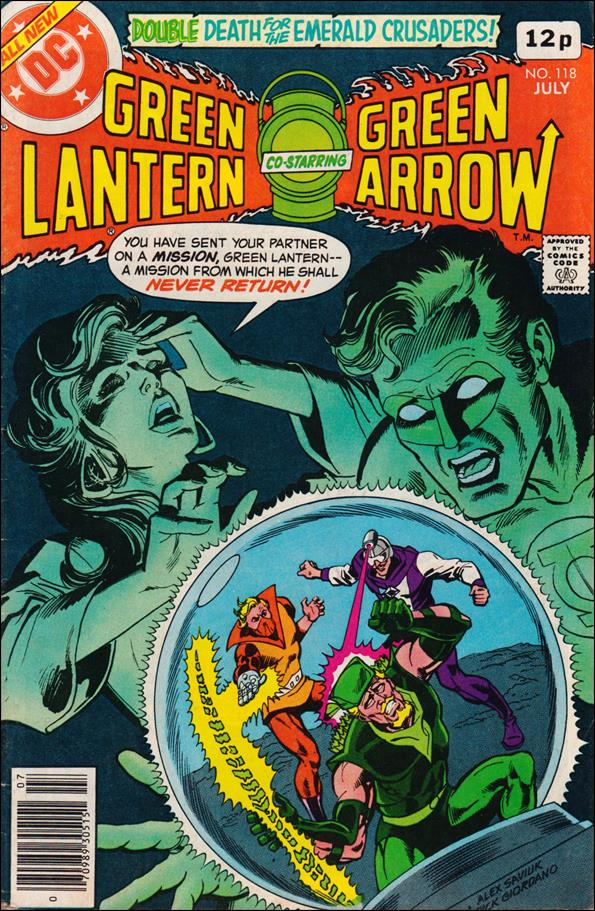 Green Lantern (1960) 118-C by DC