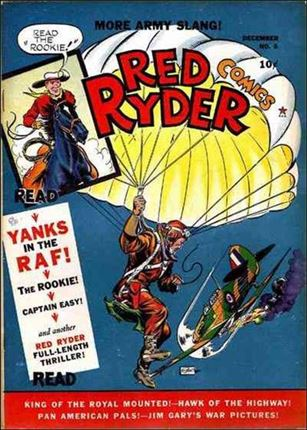 Red Ryder Comics 5-A