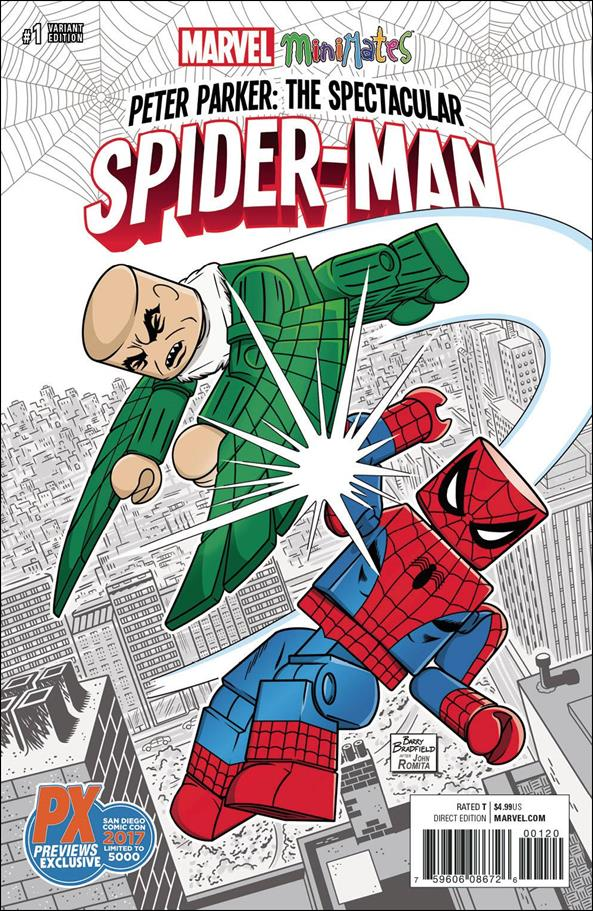 Peter Parker: The Spectacular Spider-Man 1-O by Marvel