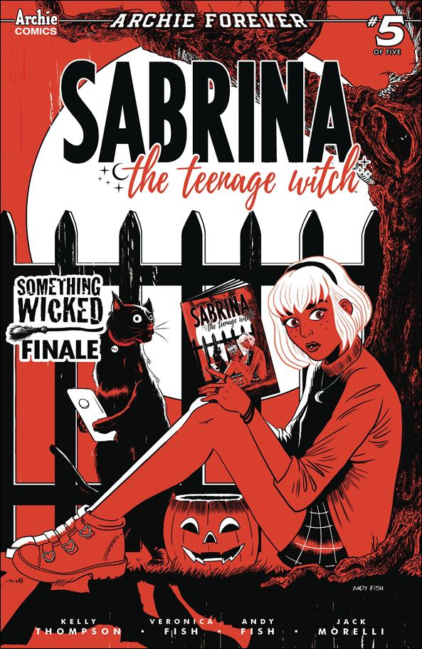 Sabrina the Teenage Witch: Something Wicked 5-C by Archie