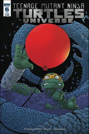 Teenage Mutant Ninja Turtles Universe 6-B