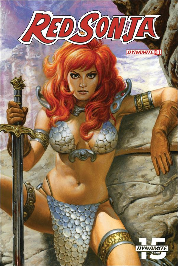 Red Sonja (2019) 1-N by Dynamite Entertainment