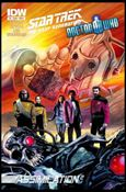 Star Trek: The Next Generation / Doctor Who: Assimilation2 4-A