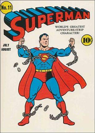 Superman (1939) 11-A