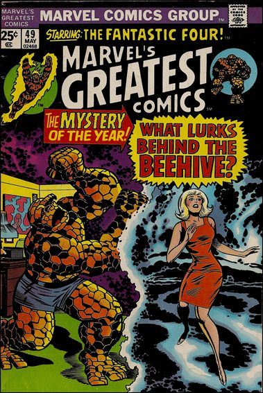 Marvel's Greatest Comics 49-A by Marvel