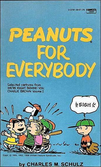 Peanuts for Everybody 1-A by Fawcett