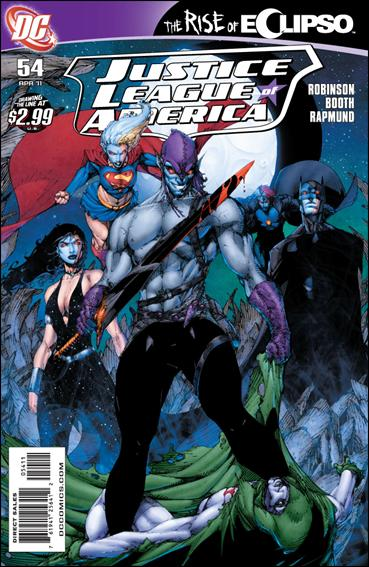 Justice League of America (2006) 54-A by DC