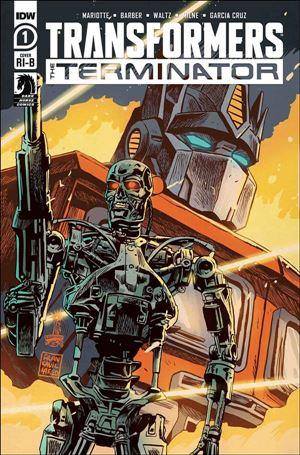 Transformers/Terminator 1-D