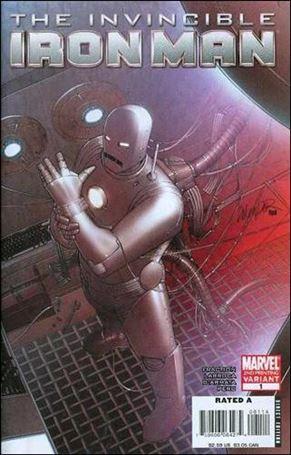 Invincible Iron Man (2008) 1-M