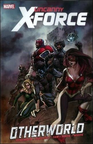 Uncanny X-Force 5-A by Marvel