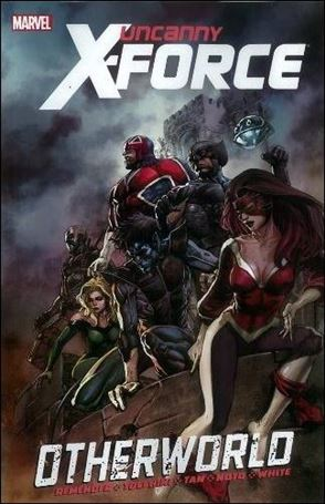 Uncanny X-Force 5-A