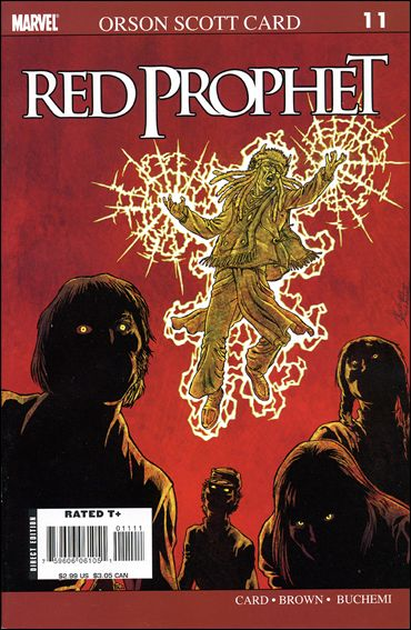 Red Prophet: The Tales of Alvin Maker (2006/03) 11-A by Dabel Brothers (DB) Productions