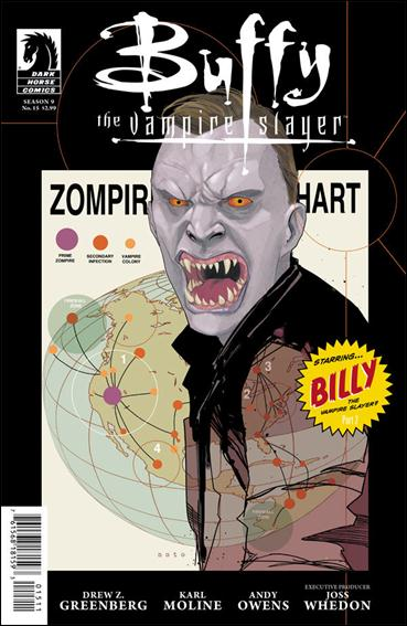Buffy the Vampire Slayer Season 9 15-A by Dark Horse