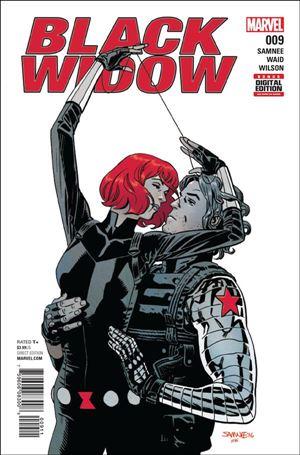 Black Widow (2016) 9-A
