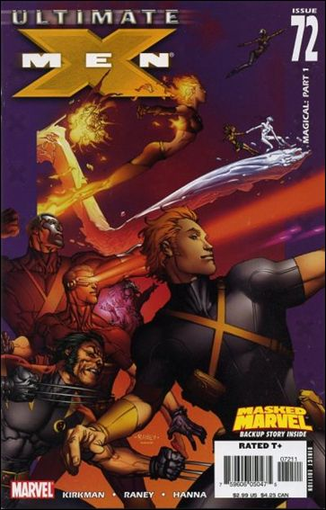Ultimate X-Men (2000) 72-A by Marvel